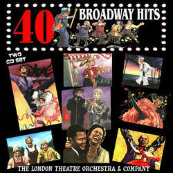 40 Broadway Hits Bande Originale (Various Artists, Various Artists) - Pochettes de CD