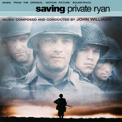 Saving Private Ryan 聲帶 (John Williams) - CD封面