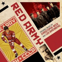 Red Army Soundtrack (Christophe Beck, Leo Birenberg) - CD cover