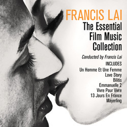 The Essential Francis Lai Film Music Collection Soundtrack (Francis Lai) - Carátula