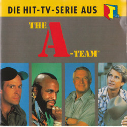 The A-Team Soundtrack (Pete Carpenter, Mike Post) - Car�tula