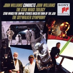 Star Wars Trilogy - John Williams conducts John Williams Soundtrack (John Williams) - Car�tula