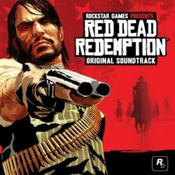Red Dead Redemption Soundtrack (Various Artists, Bill Elm, Woody Jackson) - CD cover