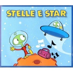 Stelle E Star Soundtrack (Various Artists) - CD cover