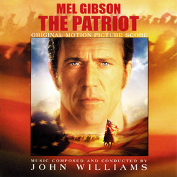 The Patriot 声带 (John Williams) - CD封面