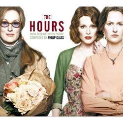 The Hours Soundtrack (Philip Glass) - CD cover