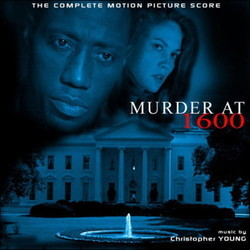 Murder at 1600 Soundtrack (Christopher Young) - Car�tula