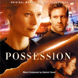 Possession Soundtrack (Gabriel Yared) - Carátula