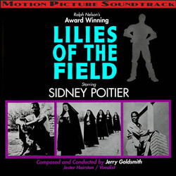 Lilies of the Field Soundtrack (Jerry Goldsmith) - Carátula