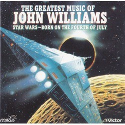 The Greatest Music of John Williams Soundtrack (John Williams) - CD cover