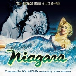 River of No Return / Niagara Soundtrack (Leigh Harline, Sol Kaplan, Cyril J. Mockridge, Lionel Newman) - CD cover