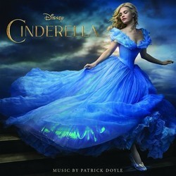 Cinderella Soundtrack (Patrick Doyle) - CD cover