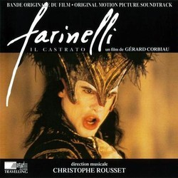 Farinelli Il Castrato Soundtrack (Various Artists) - Carátula