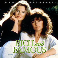 Rich and Famous/One Is a Lonely Number Soundtrack (Georges Delerue, Michel Legrand) - CD-Cover