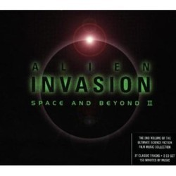 Alien Invasion: Space and Beyond II Soundtrack (Various Artists) - Car�tula