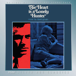 The Heart is a Lonely Hunter Soundtrack (Dave Grusin) - CD-Cover