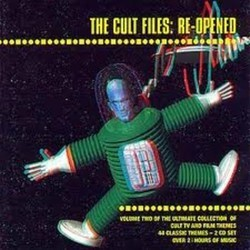 The Cult Files: Re-Opened Soundtrack (Various Artists) - Carátula