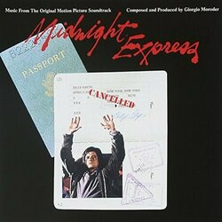 Midnight Express Soundtrack (Giorgio Moroder) - CD cover