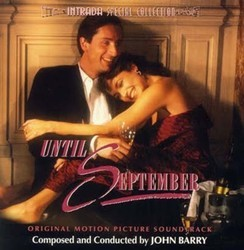 Until September Soundtrack (John Barry) - CD cover