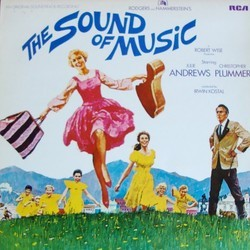 The Sound of Music Soundtrack (Oscar Hammerstein, Irwin Kostal, Richard Rogers) - CD-Cover