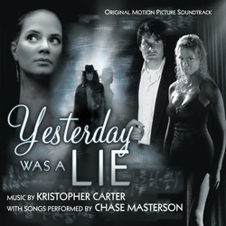 Yesterday Was a Lie Soundtrack (Kristopher Carter) - Car�tula