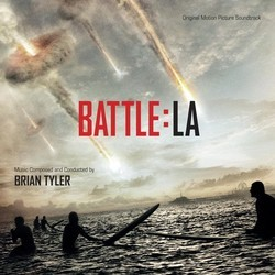 Battle: Los Angeles Soundtrack (Brian Tyler) - Carátula