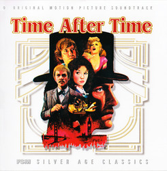 Time After Time Colonna sonora (Miklós Rózsa) - Copertina del CD