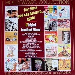 The Films you can listen to...again Soundtrack (Various Artists) - CD cover