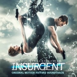 Insurgent Soundtrack (Various Artists, Joseph Trapanese) - CD-Cover