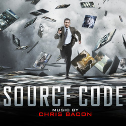 Source Code Soundtrack (Chris Bacon) - CD cover