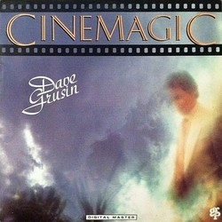 Cinemagic Trilha sonora (Dave Grusin) - capa de CD