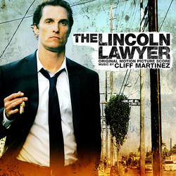 The Lincoln Lawyer Soundtrack (Cliff Martinez) - Carátula