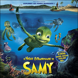 Le Voyage Extraordinaire de Samy Soundtrack (Various Artists, Ramin Djawadi) - Car�tula