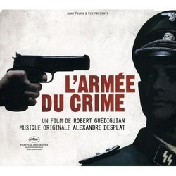 L' Arm�e du Crime Soundtrack (Various Artists, Alexandre Desplat) - Car�tula