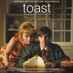 Toast Soundtrack (Dusty Springfield) - CD cover