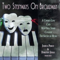 2 Steinways on Broadway Bande Originale (Various Artists, Dorothy Jonas, Joshua Pierce) - Pochettes de CD