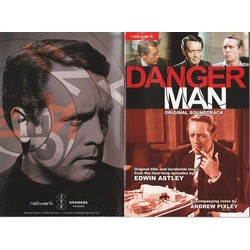Danger Man Hour Long Episodes 声带 (Edwin Astley) - CD-镶嵌