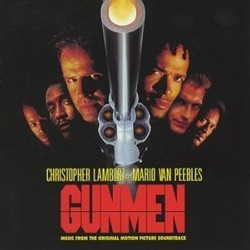 Gunmen Soundtrack (Various Artists, John Debney) - Carátula