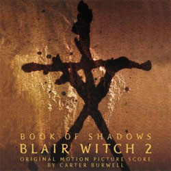 Book of Shadows: Blair Witch 2 Bande Originale (Carter Burwell) - Pochettes de CD