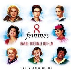 8 Femmes Soundtrack (Various Artists, Krishna Levy) - Car�tula