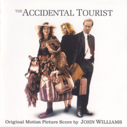 The Accidental Tourist / Stanley & Iris Μουσική υπόκρουση (John Williams) - Κάλυμμα CD