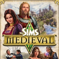 The Sims Medieval Vol. 1 Soundtrack (John Debney) - Car�tula