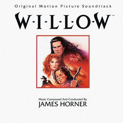 Willow Soundtrack (James Horner) - CD cover