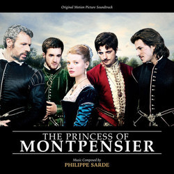 The Princess of Montpensier Soundtrack (Philippe Sarde) - Carátula