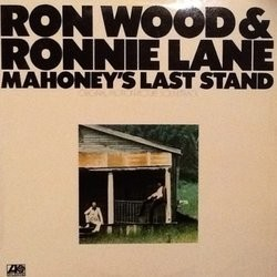 Mahogany's Last Stand 声带 (Ron Wood & Ronnie Lane) - CD封面