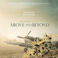 Above and Beyond Soundtrack (Lorne Balfe) - CD cover