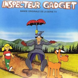 Inspecteur Gadget 声带 (Shuky Levy, Haim Saban) - CD封面