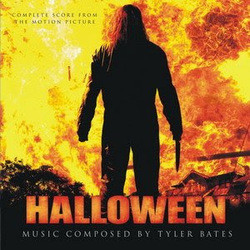 Halloween Soundtrack (Tyler Bates) - CD cover