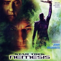 Star Trek: Nemesis Soundtrack (Jerry Goldsmith) - Car�tula