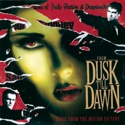 From Dusk Till Dawn Soundtrack (Various Artists, Graeme Revell) - Car�tula